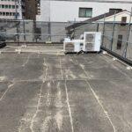 広島 ビル屋上防水改修工事